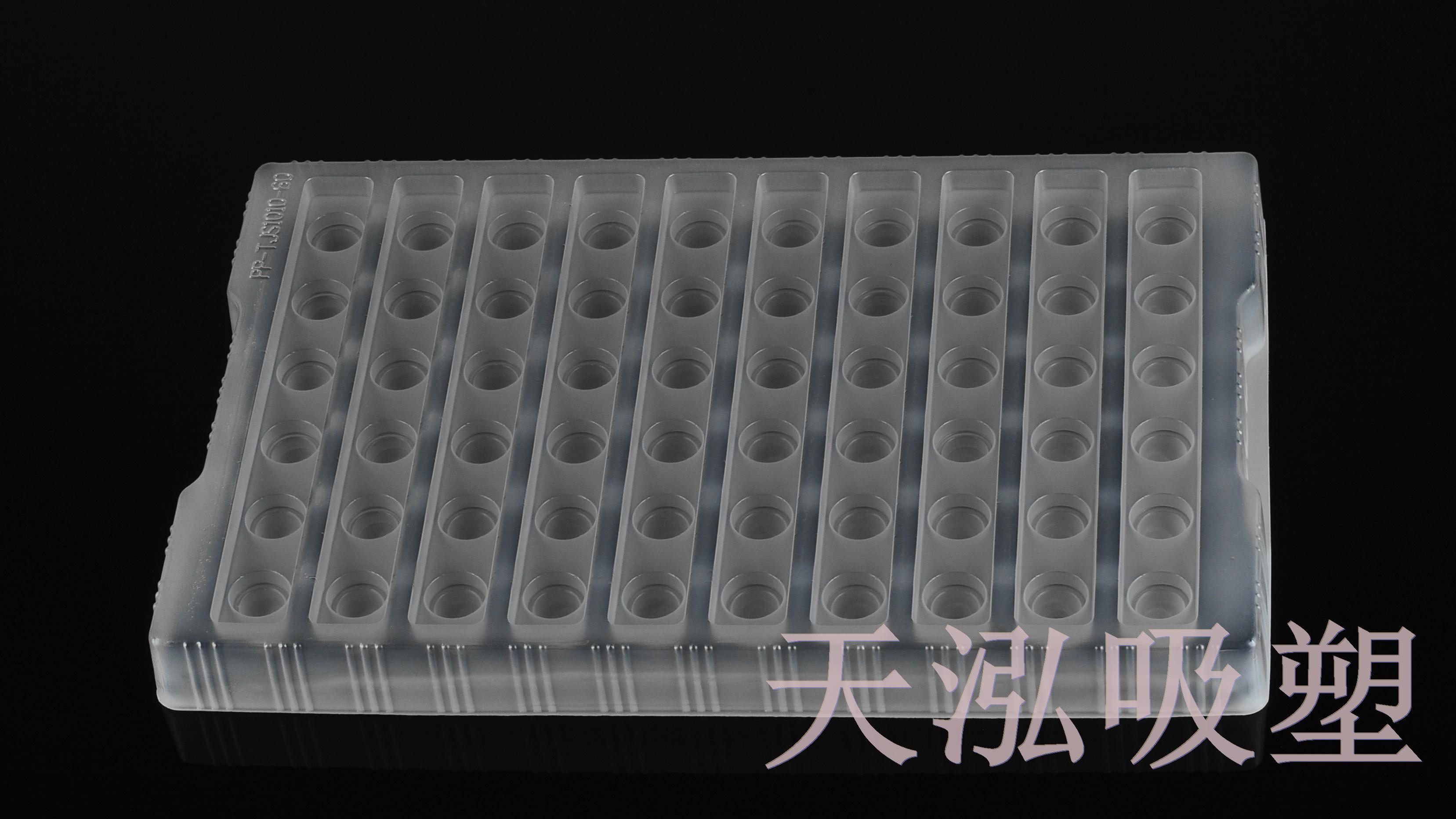 防火PP吸塑托盘解决资深电池行业包装周转运输问题
