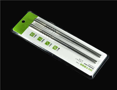 不锈钢筷子吸塑包装定制厂家