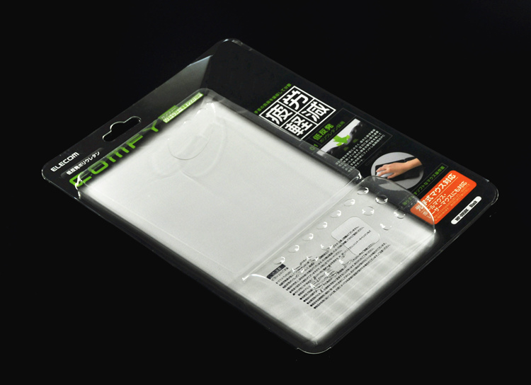 鼠标垫吸塑包装定制厂家