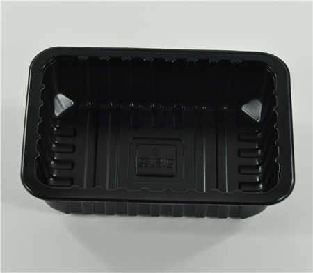 PS黑色食品吸塑内托定制厂家