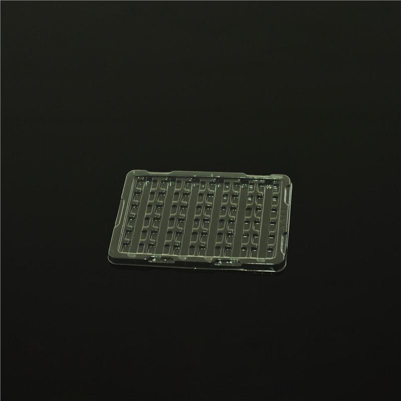 tou明pet电子托盘xi塑