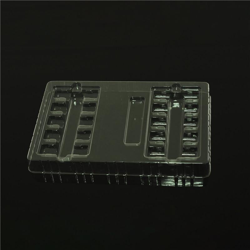 PVC透明五金吸塑托盘